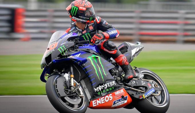MotoGP: Quartararo dio cátedra en Silverstone y volvió a ganar