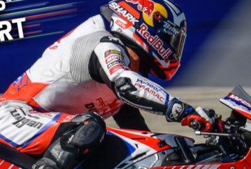 MotoGP: Johann Zarco arrancó con un ritmo demoledor