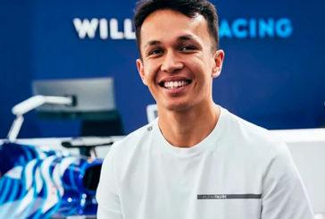 Fórmula 1: Albon vuelve a la F1 con Williams