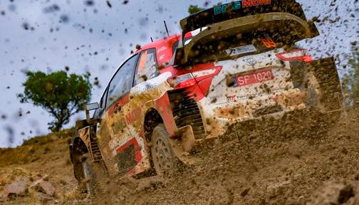 WRC: Kalle Rovanperä inscribe su nombre en el Olimpo del Acrópolis Rally