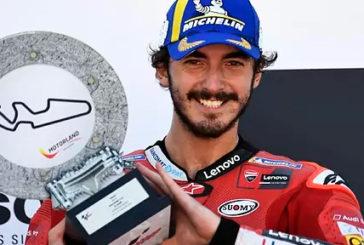 MotoGP: Bagnaia derrota a Márquez en un épica lucha