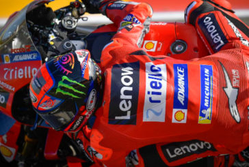 MotoGP: Bagnaia «clava» pole y récord en Aragón