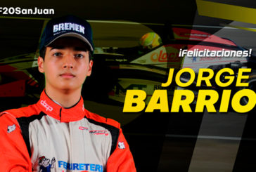 FR 2.0: Fin de semana perfecto para Jorge Barrio