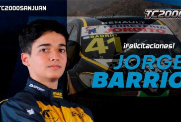 TC2000: Jorge Barrio y el Fluence volaron en el Villicum