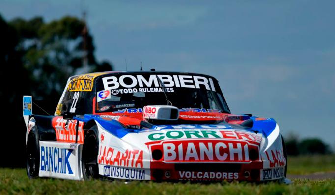 TC: Bonelli consiguió la pole en Rafaela