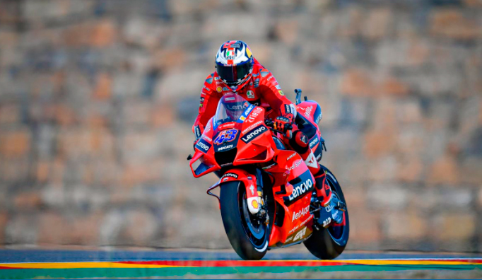 MotoGP: Jack Miller lidera el viernes de Aragón