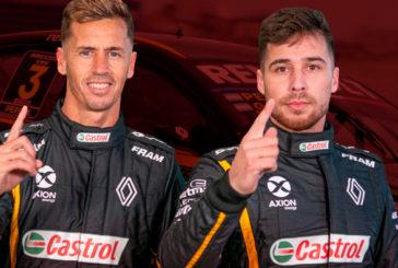 STC2000: Pernia-García ponen a Renault en lo más alto del campeonato
