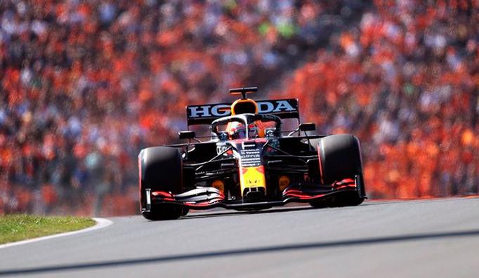 Fórmula 1: Verstappen logra la pole y enloquece a los fans en Zandvoort