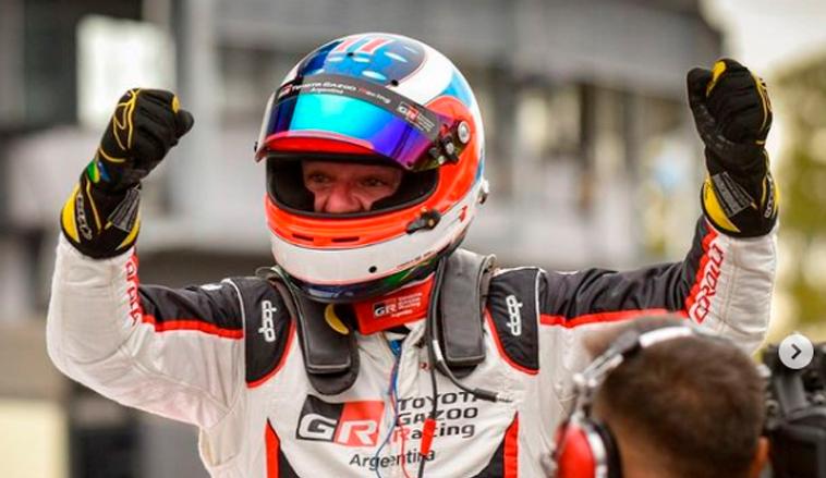 STC2000: Barrichello correrá en Rosario