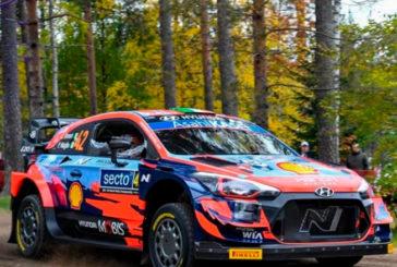 WRC: Craig Breen le arrebata el liderato a Tänak