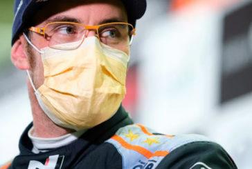 WRC: Thierry Neuville se recupera y queda al frente