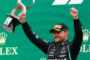 Fórmula 1: Bottas logra la primera victoria del año