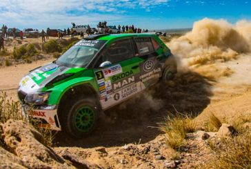 Rally Argentino: Cancio va camino a su tercera «Manzana»