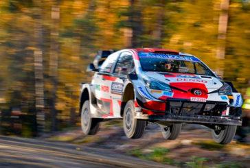 WRC: Elfyn Evans logra una brillante victoria en Finlandia