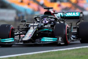 Fórmula 1: Hamilton arranca arriba en los Libres 1