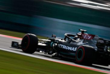 Fórmula 1: Hamilton repite como gran dominador en los Libres 2