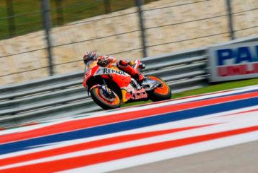 MotoGP: Aplastante victoria de Marc Márquez