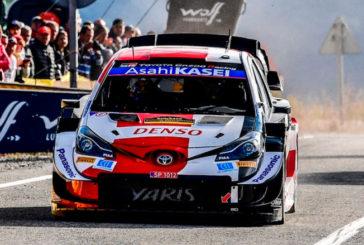 WRC: Ogier impone el ritmo en España