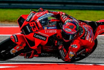 MotoGP: Bagnaia consigue su tercera pole consecutiva