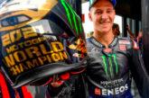 MotoGP: Quartararo se coloca la corona de campeón