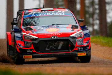 WRC: Tänak gana el Shakedown y domina en Finlandia