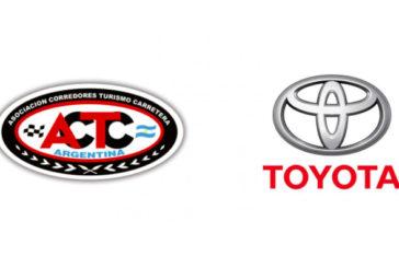TC: Toyota desembarcará como quinta marca en la temporada 2022